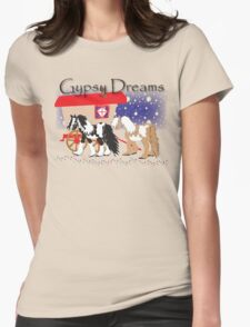Gypsy Dreams Womens Fitted T-Shirt