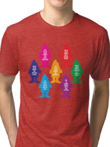 7 dwarfs Tri-blend T-Shirt