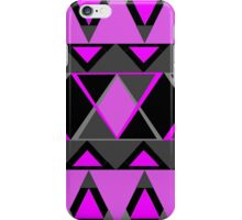 Mirrored Triangles iPhone Case/Skin