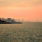 Sundown in Chi-Town by Brian Gaynor