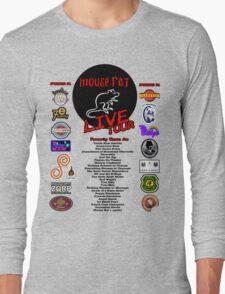 Mouse Rat Live Tour Edition Long Sleeve T-Shirt