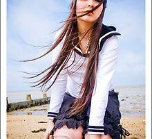 Seaside Lolita by nitemarephoto