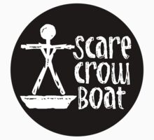 The Band Known as Scarecrow Boat  Kids Tee