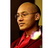 His Holiness 17th Karmapa | Orgyen Trinlay Dorje  Photographic Print