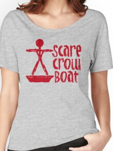 Scarecrow Boat Bachalor Party Edition Women's Relaxed Fit T-Shirt