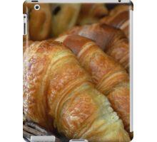 Croissants iPad Case/Skin