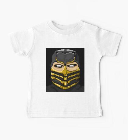 Scorpion Baby Tee