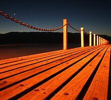 Boardwalk II by Chris Jallard