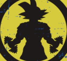 Goku Gym Sticker