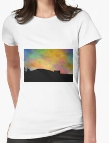 Country Comfort Womens Fitted T-Shirt