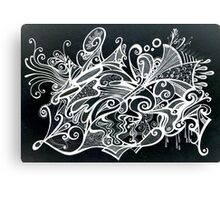 Ooops!  Missed a Beat Canvas Print