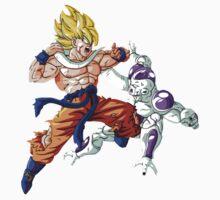 Goku vs Freiza  T-Shirt