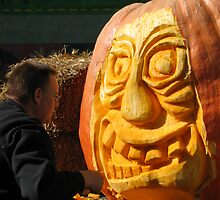 Pumpkin Carving by grebeh