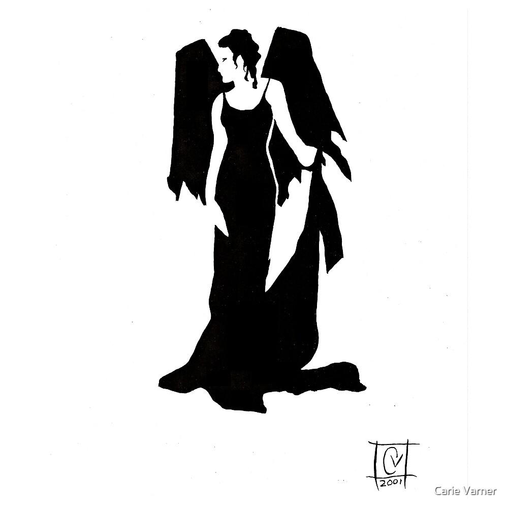Angel in Black by Carie Varner