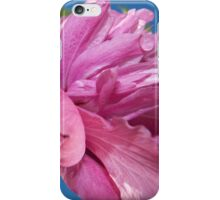 Pink Rose of Sharon Beauty iPhone Case/Skin