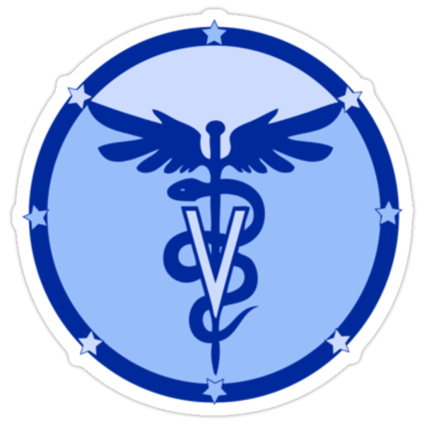 veterinary logo 2 by SofiaYoushi