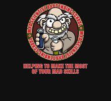 Mad Scientist Bartending School Unisex T-Shirt