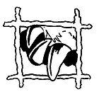 Canine teeth logo by Carie Varner