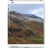 Snowdonia National Park iPad Case/Skin