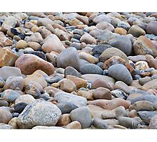 Rocky Seashore Photographic Print