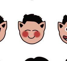 Ed Miliband - Milicat Sticker