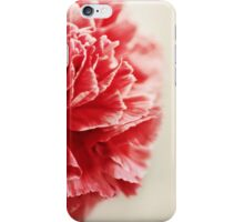 Red Carnation iPhone Case/Skin