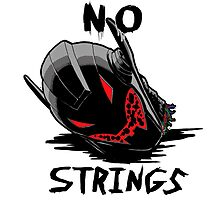 No strings  by Morgzlufc