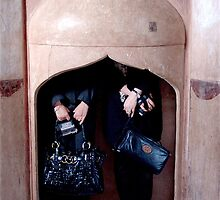 IRANIAN WOMEN by SAEED DARVISHY