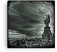 ...gothic fantasy I... Canvas Print