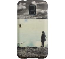ANYWAY THE WIND BLOWS Samsung Galaxy Case/Skin