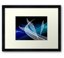 flying...... Framed Print
