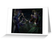 Ocarina of Time Greeting Card
