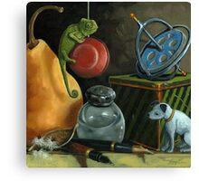 YoYo - still life Canvas Print