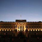 Buckingham Palace by arushton