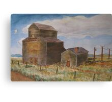 Montana Feed Co. Canvas Print