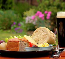 The Ploughman's Lunch by Graham Ettridge