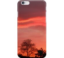 Sunset Germany iPhone Case/Skin
