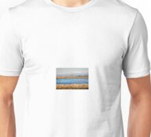 Frozen Pond in the Brecon Beacons Unisex T-Shirt
