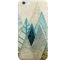 Mountains Top iPhone Case/Skin