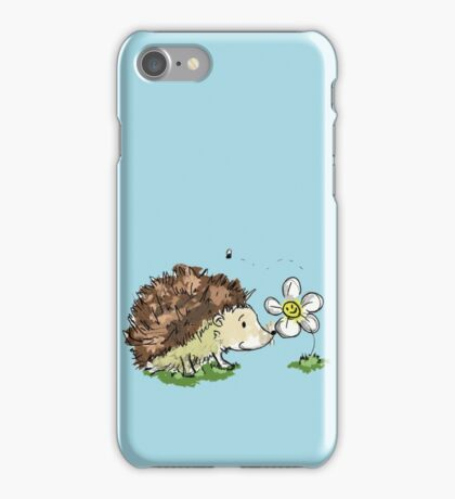 Huffing Pops Hogs iPhone Case/Skin
