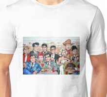 Painting the Past Unisex T-Shirt