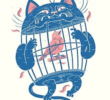 The Cat-Cage by TonyRiff