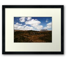 This is Donegal...... Framed Print