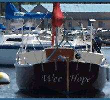 Wee Hope by risailor