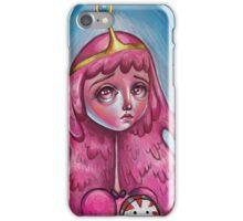 Princess bubblegum - Digital Study iPhone Case/Skin