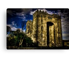 Bunratty Castle - Co. Clare Ireland Canvas Print