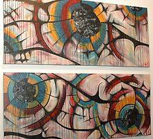 The Bleeding Eye by Natasha Cupac