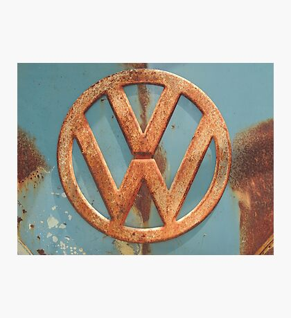 VW Photographic Print