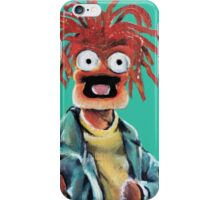 Pepe The King Prawn Fan Art The Muppets iPhone Case/Skin