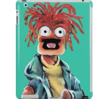 Pepe The King Prawn Fan Art The Muppets iPad Case/Skin